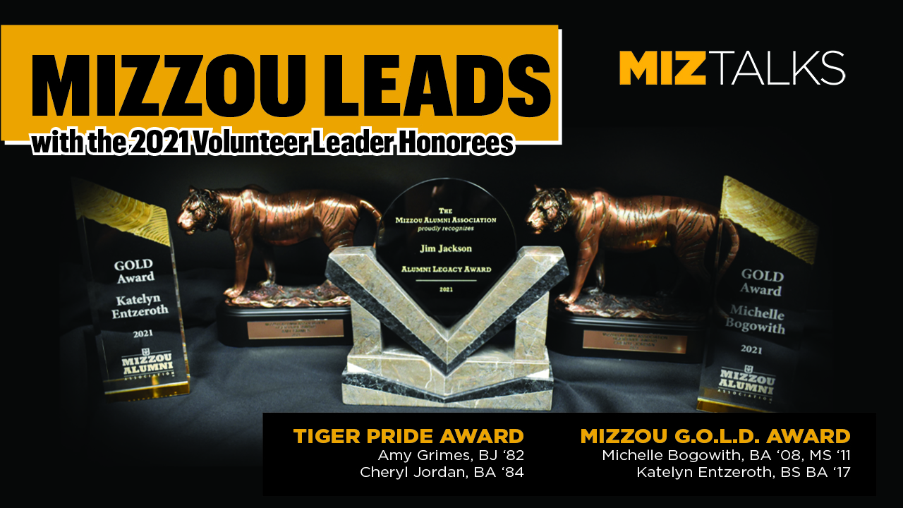 Image for MIZZOU LEADS with the 2021 Volunteer Leader Honorees webinar