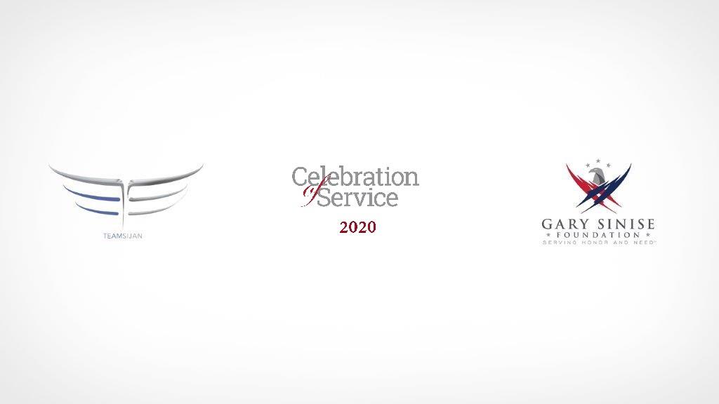 Image for Celebration of Service Awards webinar