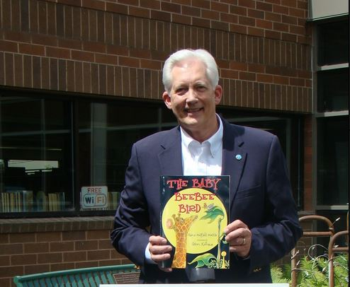 Image for Episode 3: Story Time with Mayor Johnson webinar