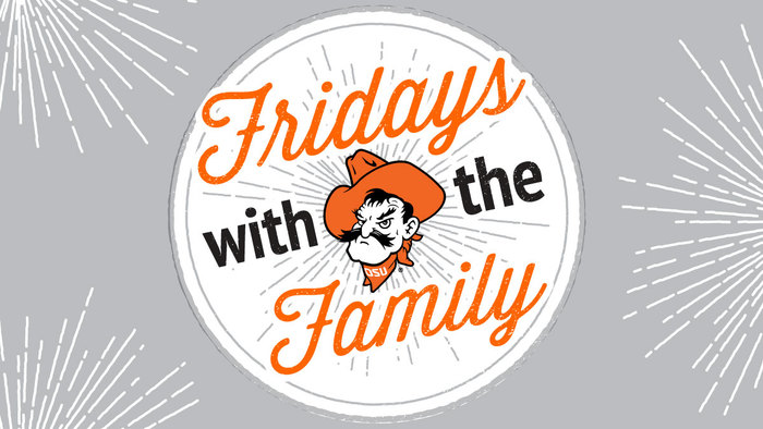 Image for Fridays with the Family - Larry Reece webinar