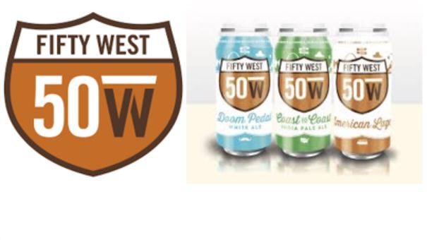 Image for Virtual Beer Tasting with Fifty West Brewing webinar