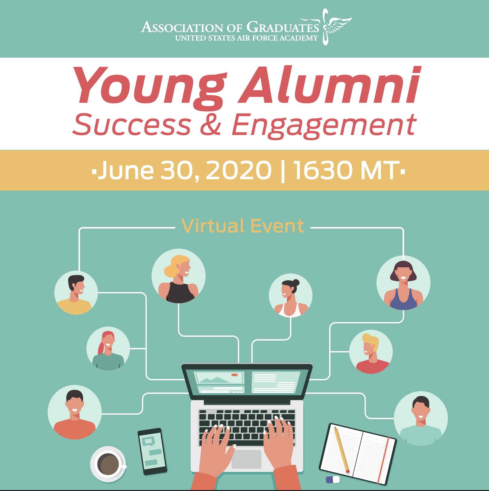 Image for Zoomie Present: Young Alumni Success and Engagement Virtual Event webinar