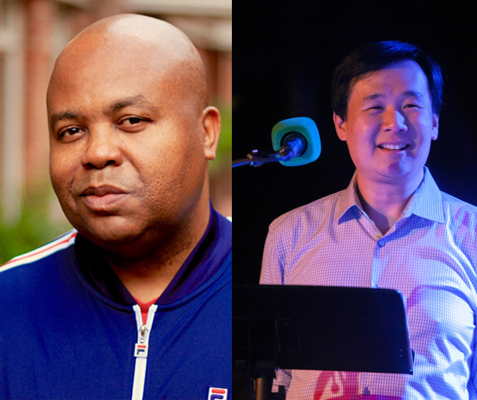 Image for From Law to National Public Radio: A Conversation with Glynn Washington, Host and Executive Producer of Snap Judgment, and Art Chung, Head of Audio Production, Vox Media, Inc. webinar