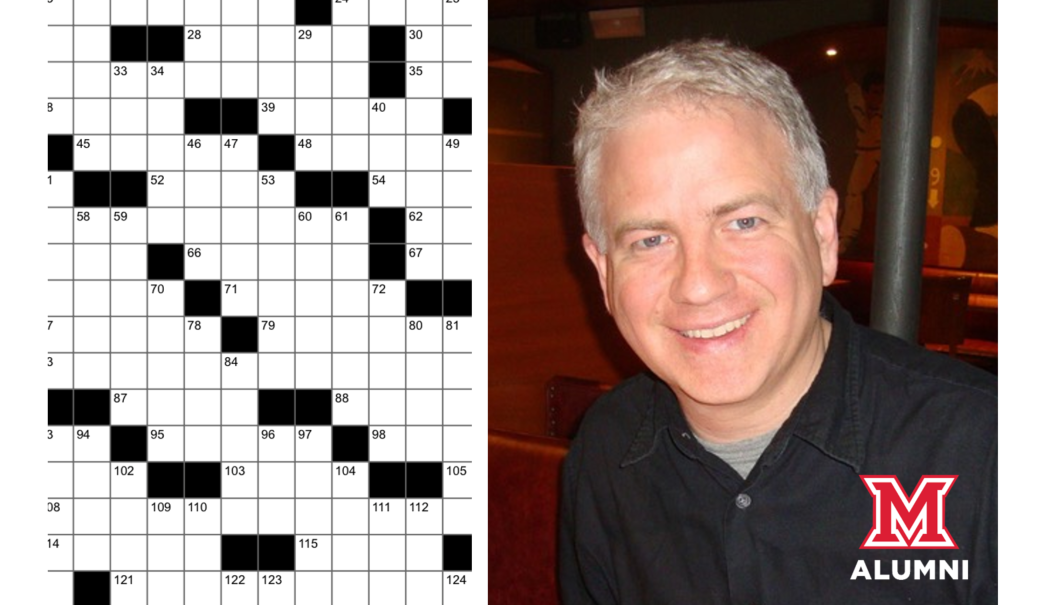Image for Miami Presents: The History and Future of Crossword Puzzles webinar