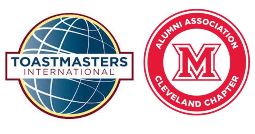 Image for Miami Presents: Cleveland Chapter Public Speaking with Toastmasters webinar