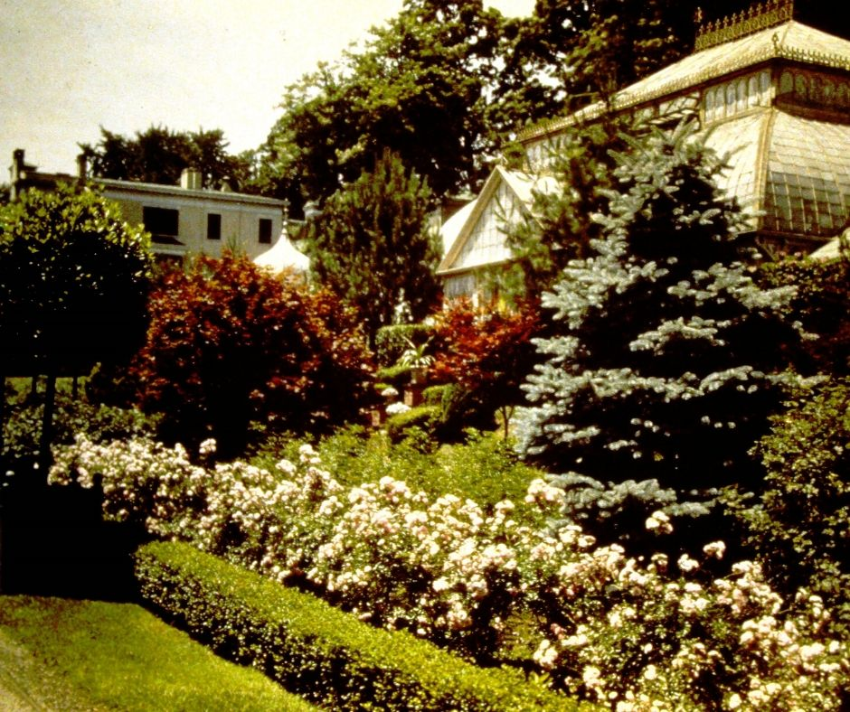 Image for Exteriors at Evergreen Series - Part I: Historic Gardens and Grounds webinar