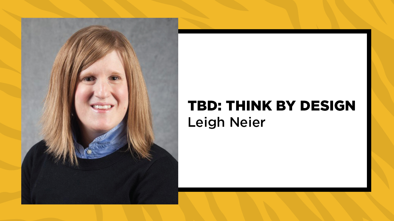 Image for TBD: Think By Design; How do we move from what is. . . to what could be? webinar