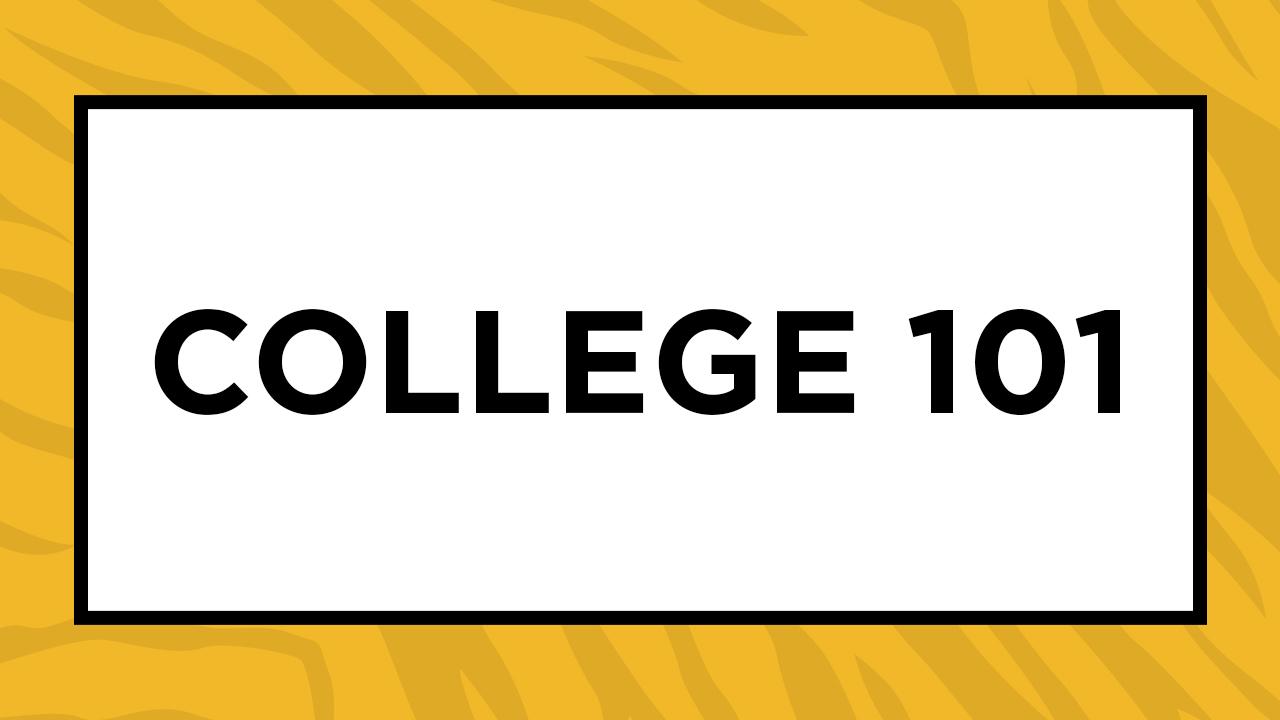 Image for College 101 webinar