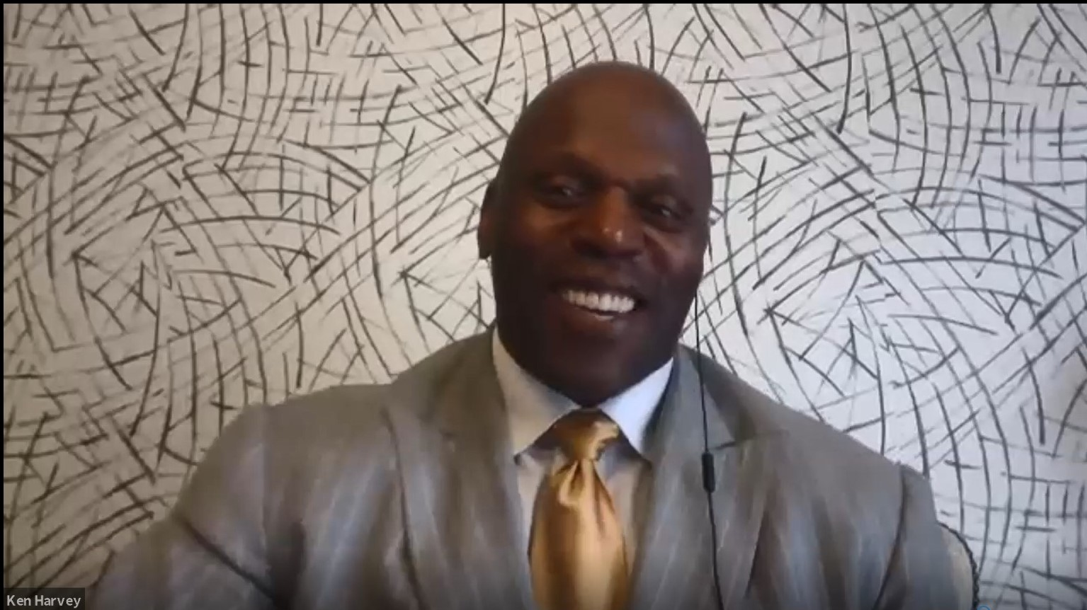 Image for Mason Alumni of Color Network Presents: Persistence in the Face of Adversity with Ken Harvey, P'16 & '17 webinar