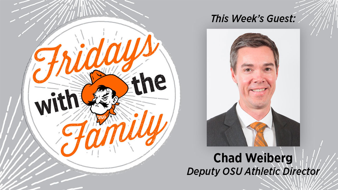 Image for Fridays with the Family - Chad Weiberg webinar