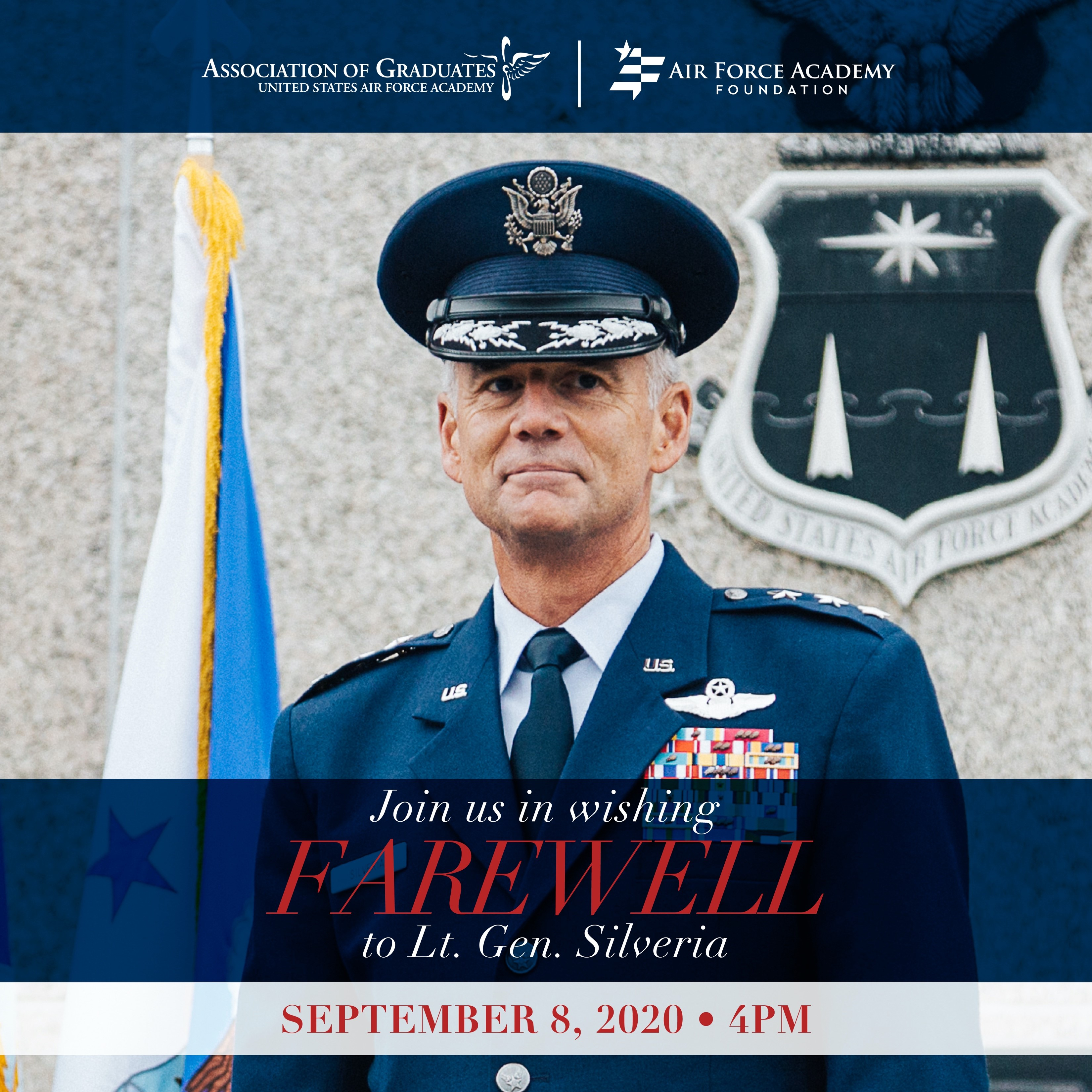 Image for Farewell Call with Lt. Gen. Silveria webinar