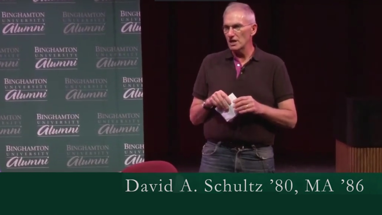 Image for The 2020 Election and Beyond: A talk by David Schultz '80, MA '86 webinar