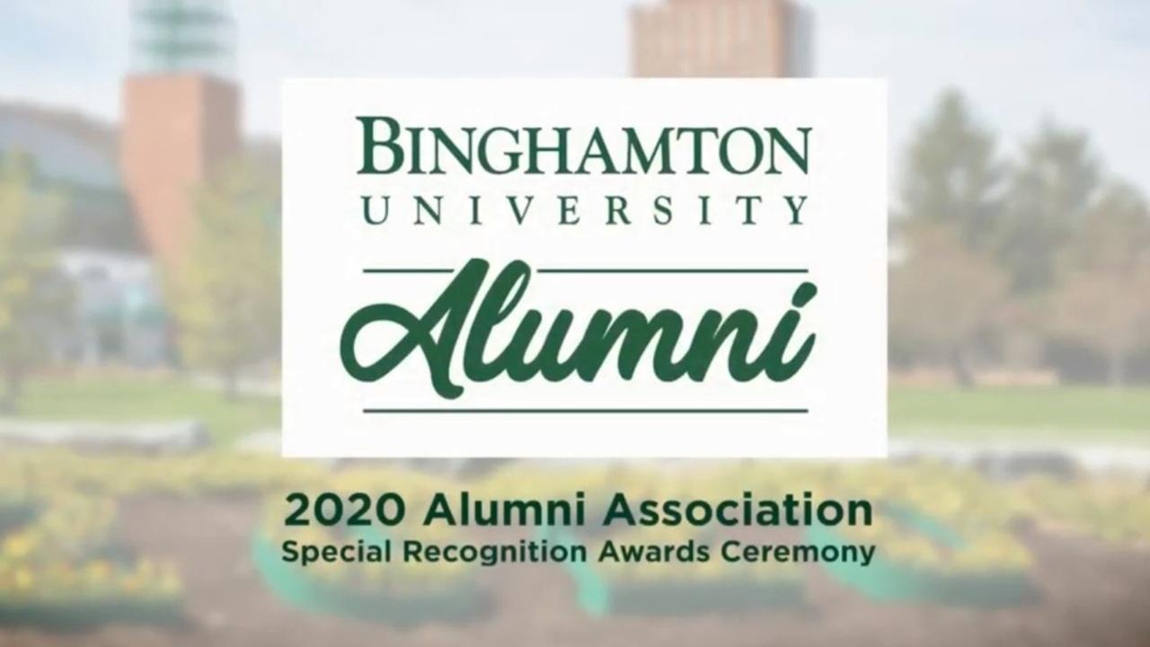 Image for 2020 Alumni Association Special Recognition Awards Ceremony webinar
