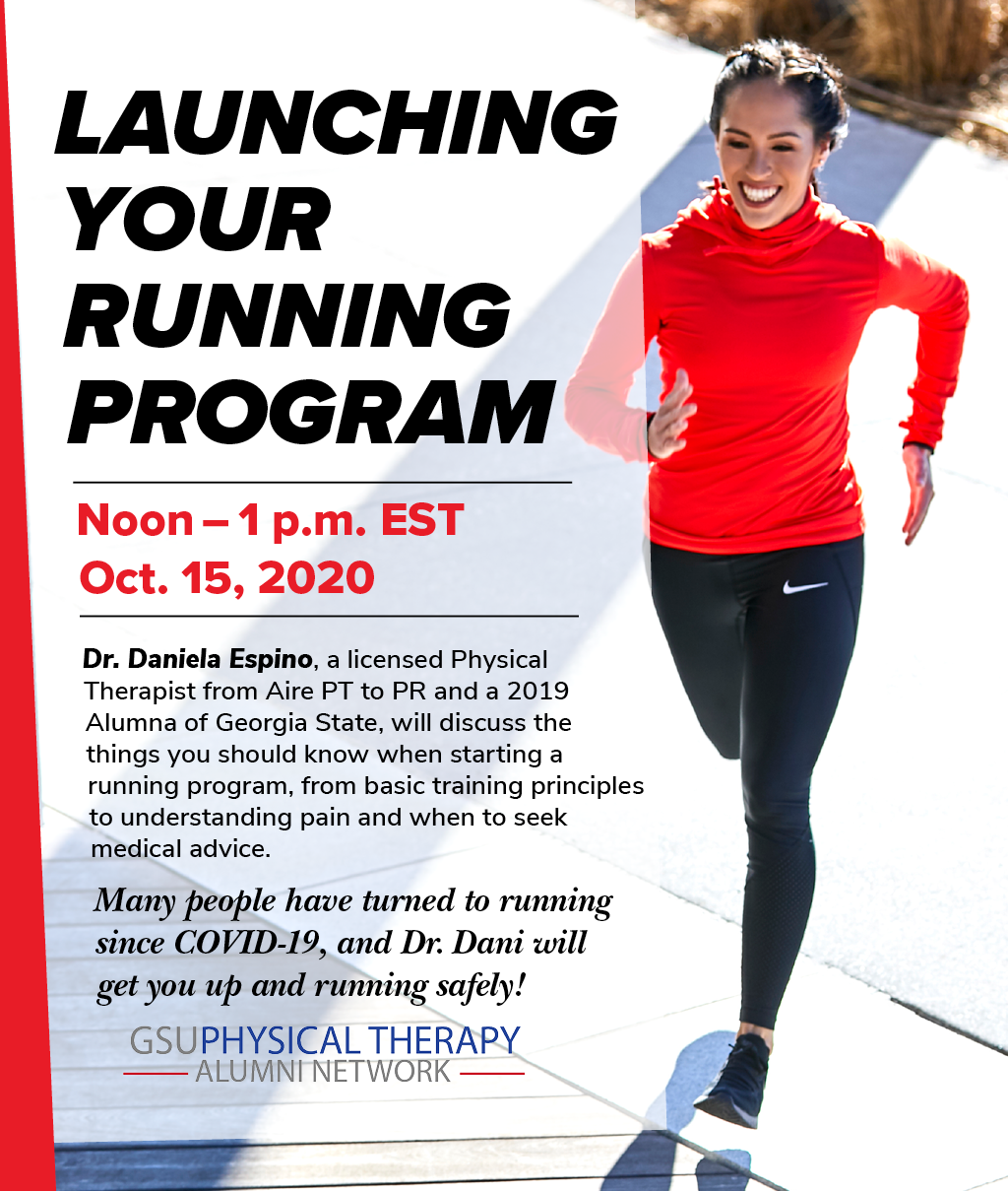 Image for Physical Therapy Network: Launching Your Running Program webinar