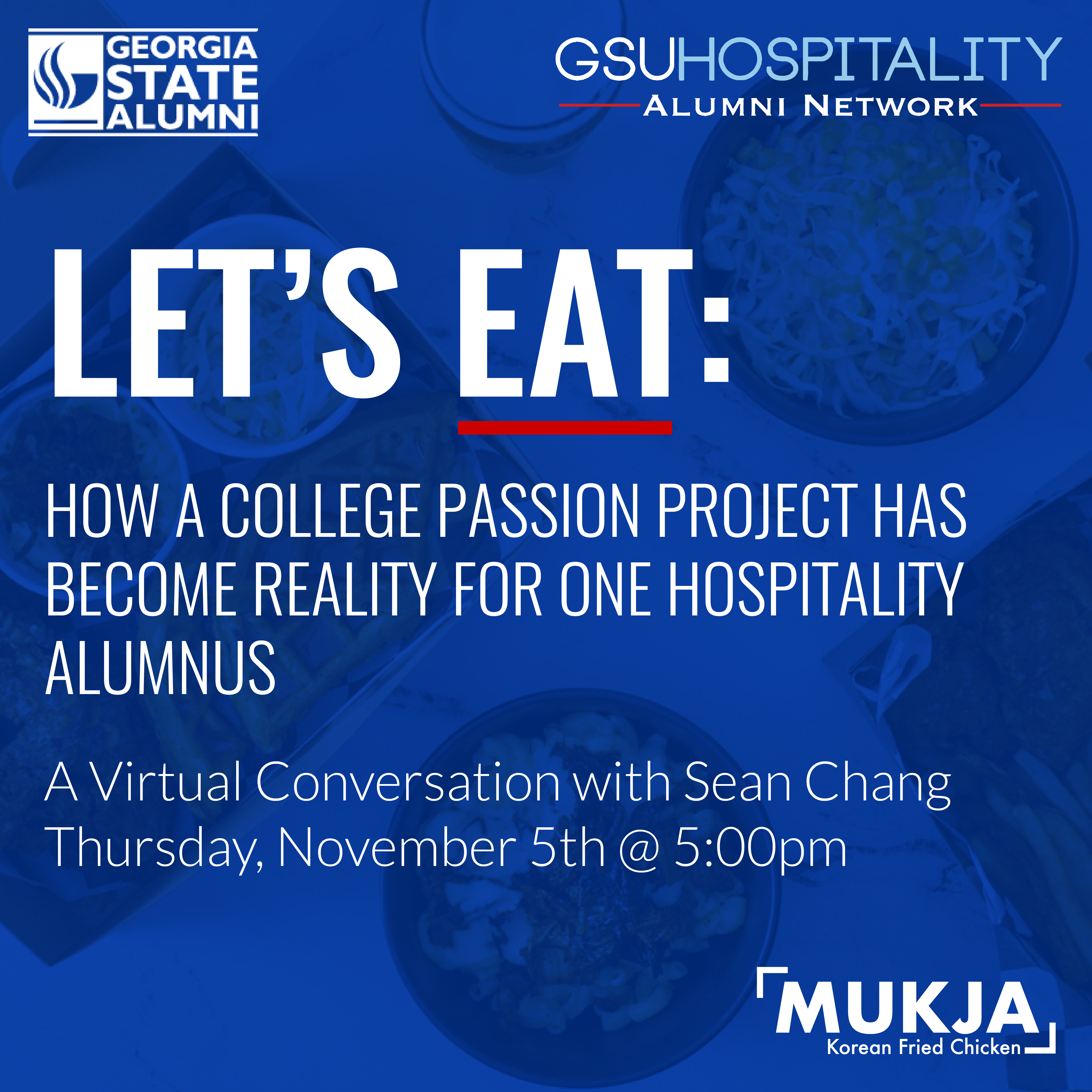 Image for Hospitality Alumni Highlight: Featuring Sean Chang webinar