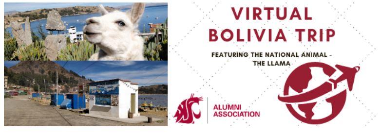 Image for Virtual Trip to Bolivia webinar