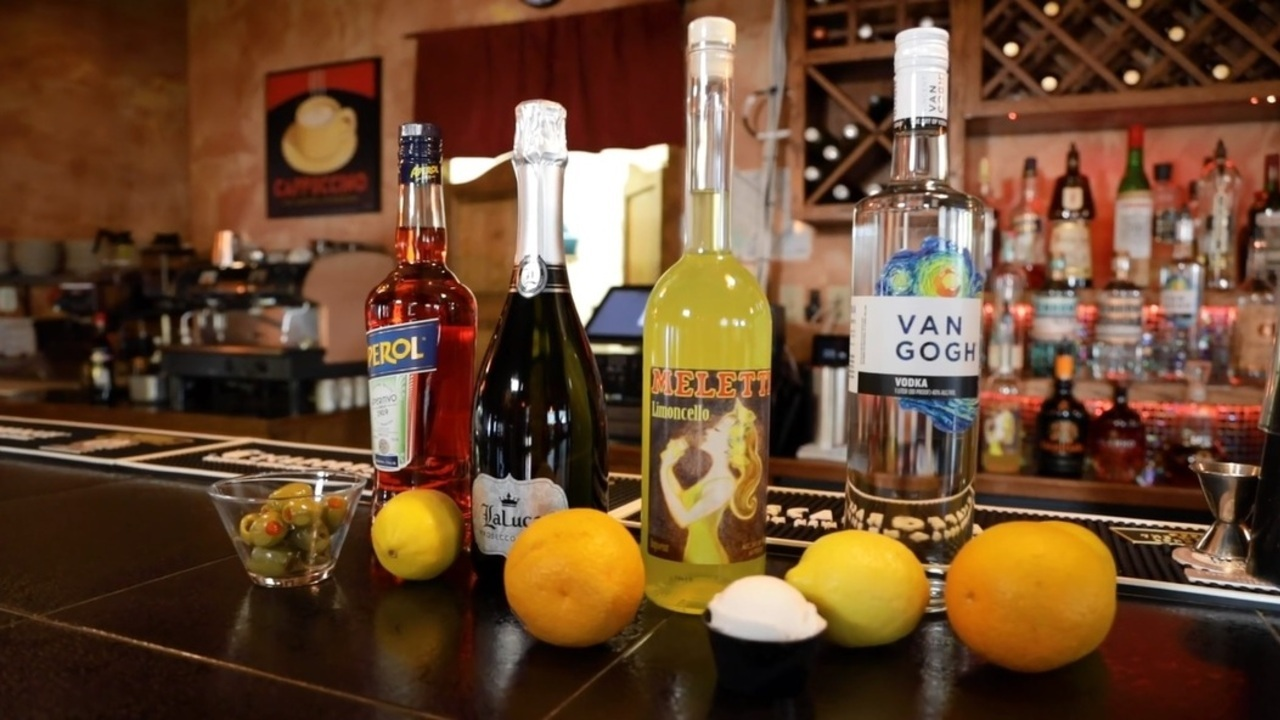 Image for Bearcat Cooking and Cocktails: Antonio's Bar & Trattoria webinar