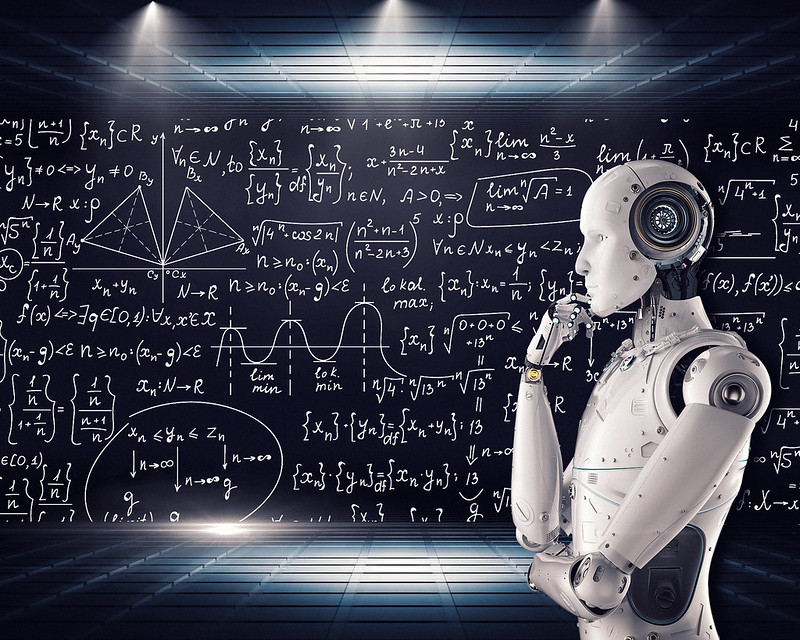 """Image for Fall 2020 RU Online Brown Bag Series, Dr. Donna Ogle, Assistant Professor of Computer Science: """"Artificial Intelligence 101: Will the Robots Take Our Jobs?"""" webinar"""