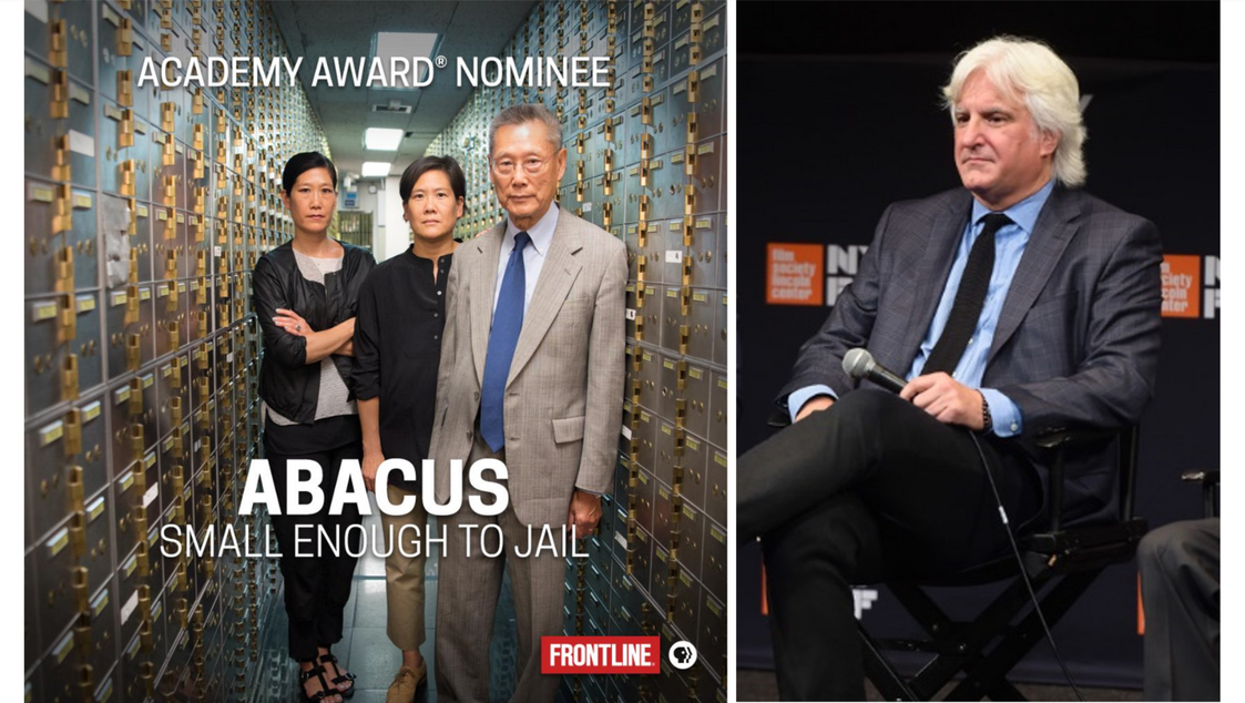 Image for The Farmer School of Business Presents - ABACUS: Small Enough to Jail webinar