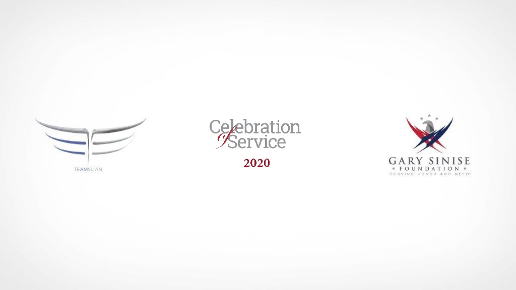 Image for Celebration of Service Awards Live Stream webinar