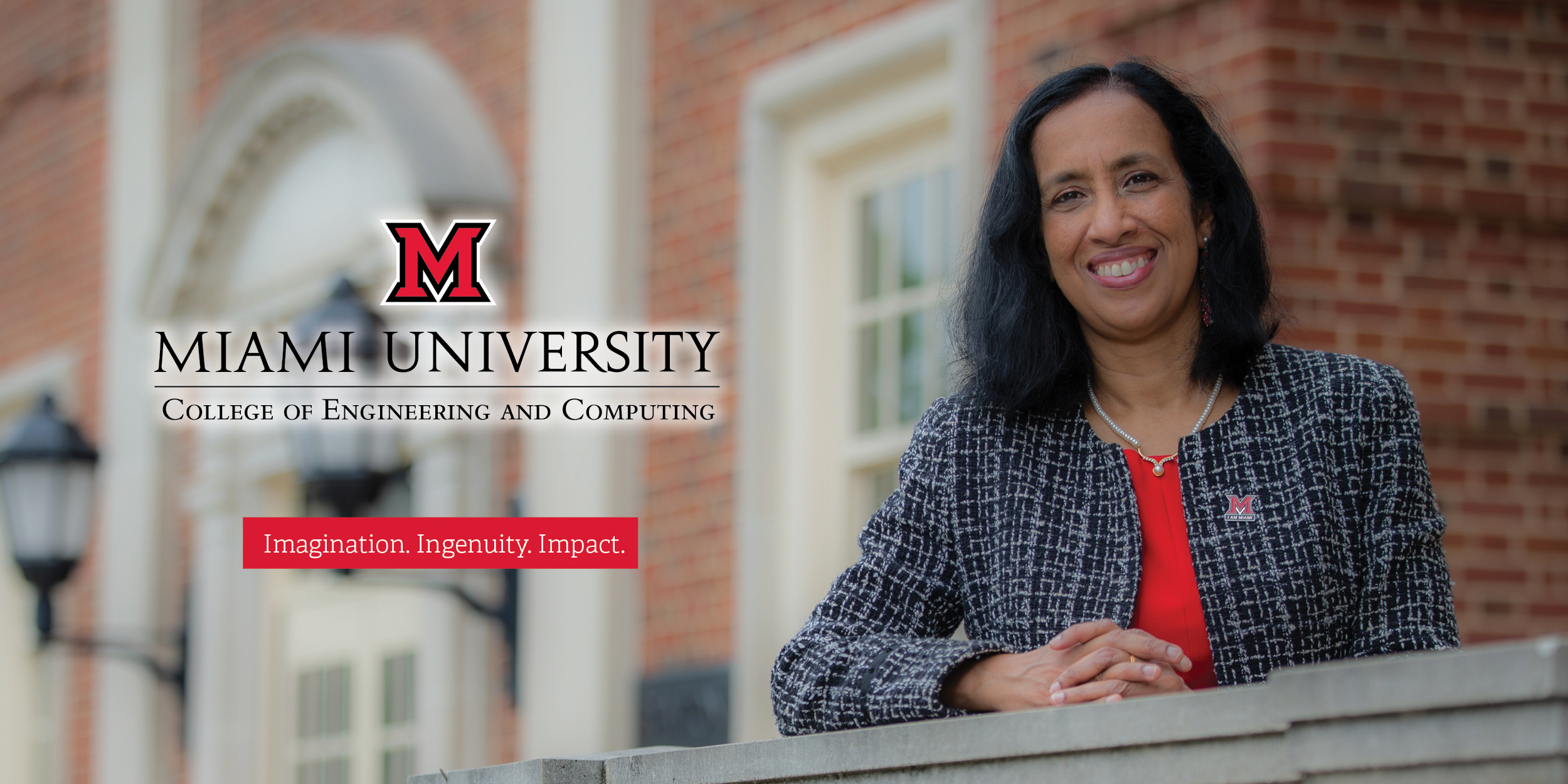 Image for Miami Presents: Meet the new dean of the College of Engineering and Computing webinar