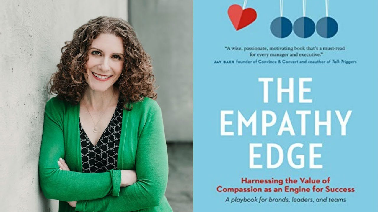Image for The Empathy Edge: Why Compassion Fuels Leadership Success and How to Build Your Empathy Muscle webinar