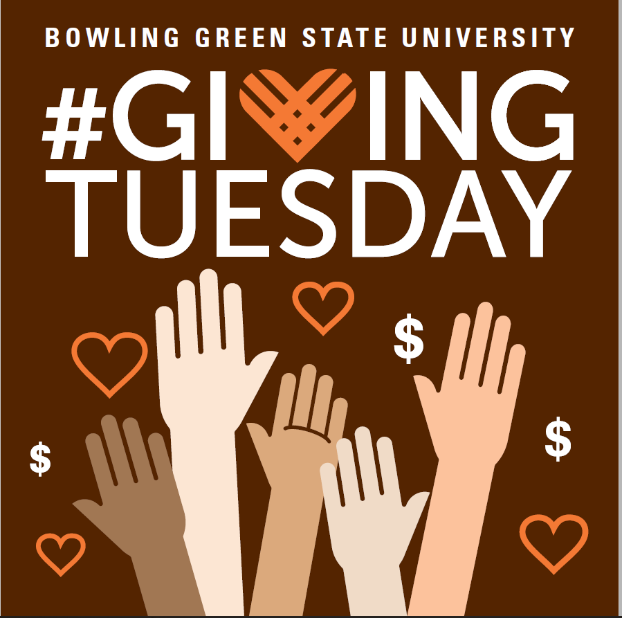 Image for Giving Tuesday: Student Panel Discussion webinar