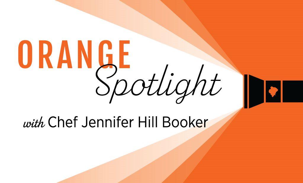 Image for Orange Spotlight: Chef Jennifer Hill Booker webinar