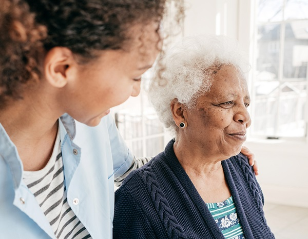 Image for Caring for a Loved One with Dementia: Part 1 - The Role of a Caregiver webinar