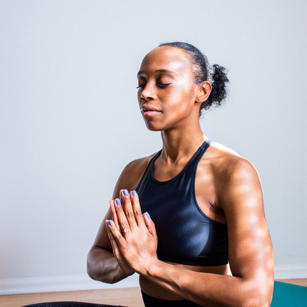 Image for Best of the Blue: Mindfulness, Self-Compassion and Yoga webinar