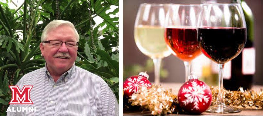 "Image for Miami Presents: ""Tis the Season"" Virtual Wine Tasting with Jack Keegan webinar"