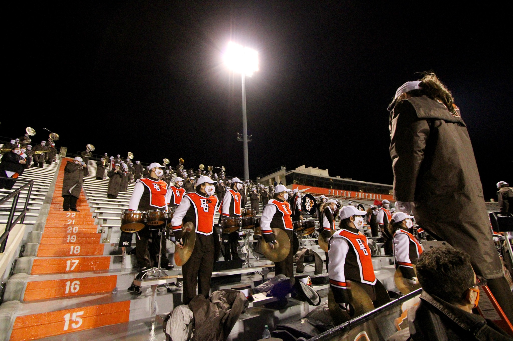 Image for The BGSU Falcon Marching Band presents: Sounds of the Stadium webinar