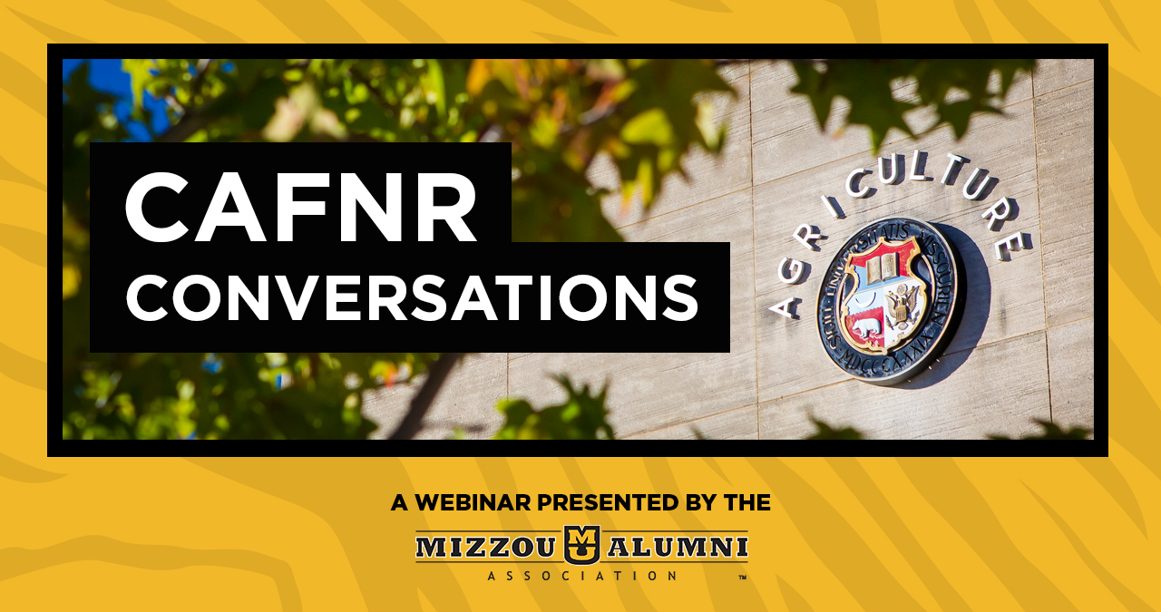 Image for CAFNR Conversations with Agricultural Education webinar