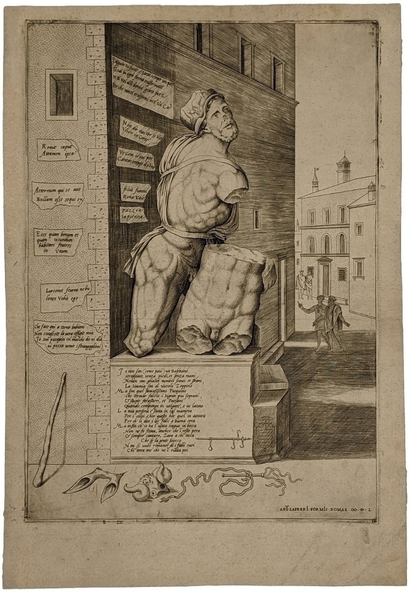 Image for Lunch with the Libraries - The Ephemeral Renaissance: The Unique and Impossibly Rare at Hopkins from the 15th to the 17th Centuries webinar