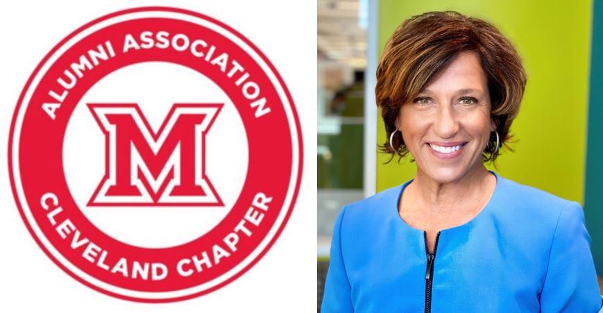 Image for Miami Presents: Cleveland Redbrick Leadership Series Michelle Tomallo '90 webinar