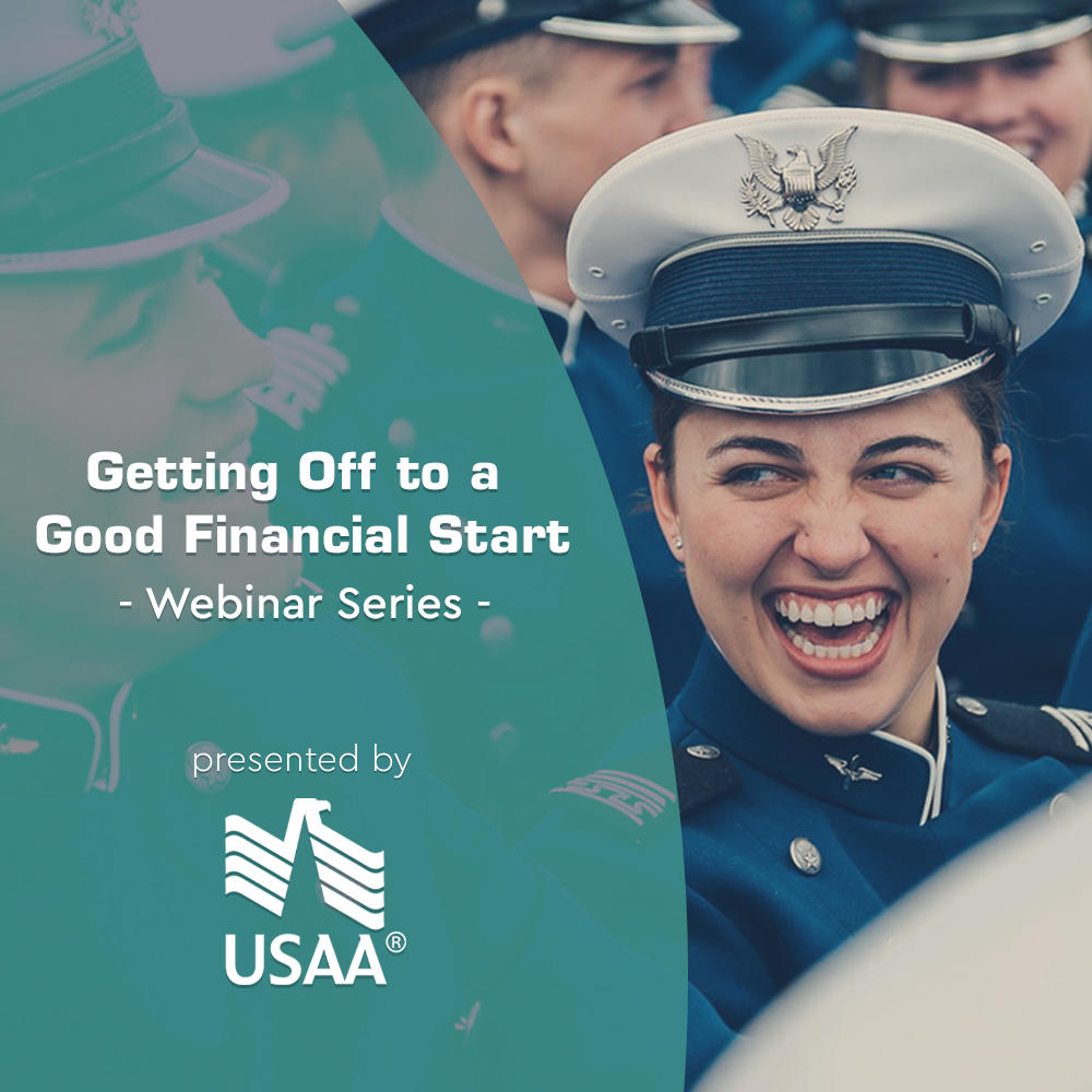 Image for Getting Off to a Good Financial Start: How to Leverage the Military Pay System webinar