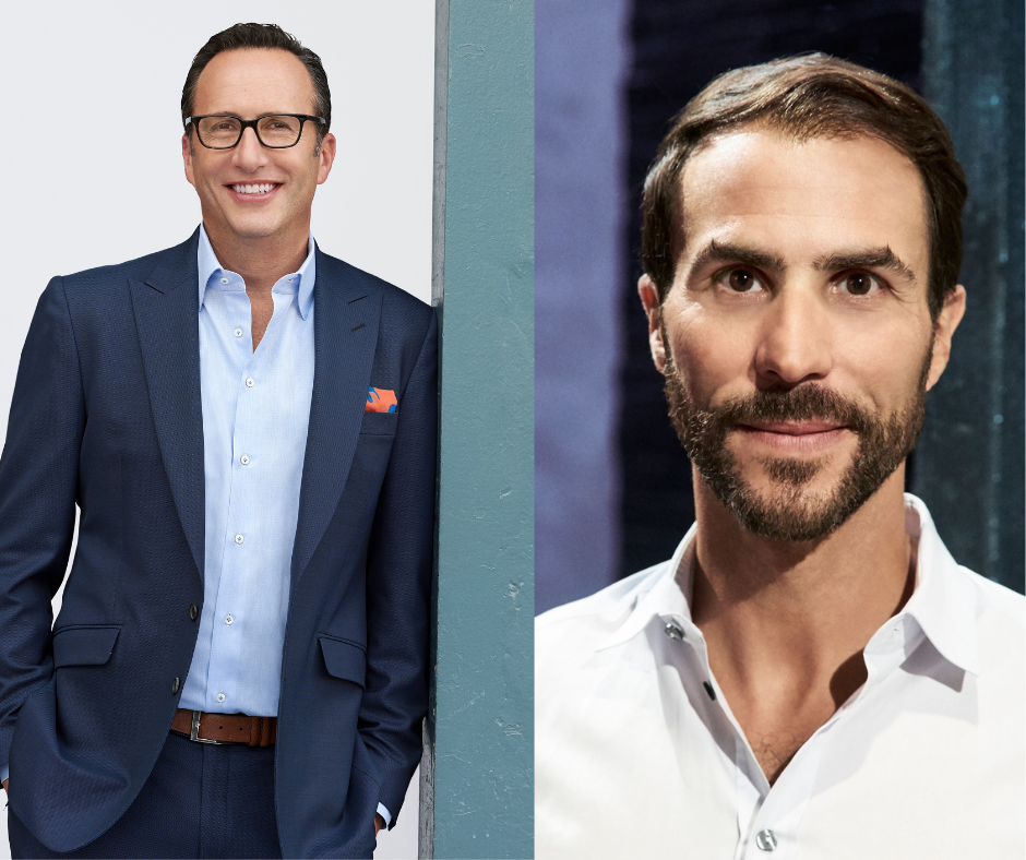 Image for Hopkins in Hollywood LIVE! A Fireside Chat with Charlie Collier, CEO, FOX Entertainment, and Ben Silverman, Co-CEO and Chairman, Propagate webinar
