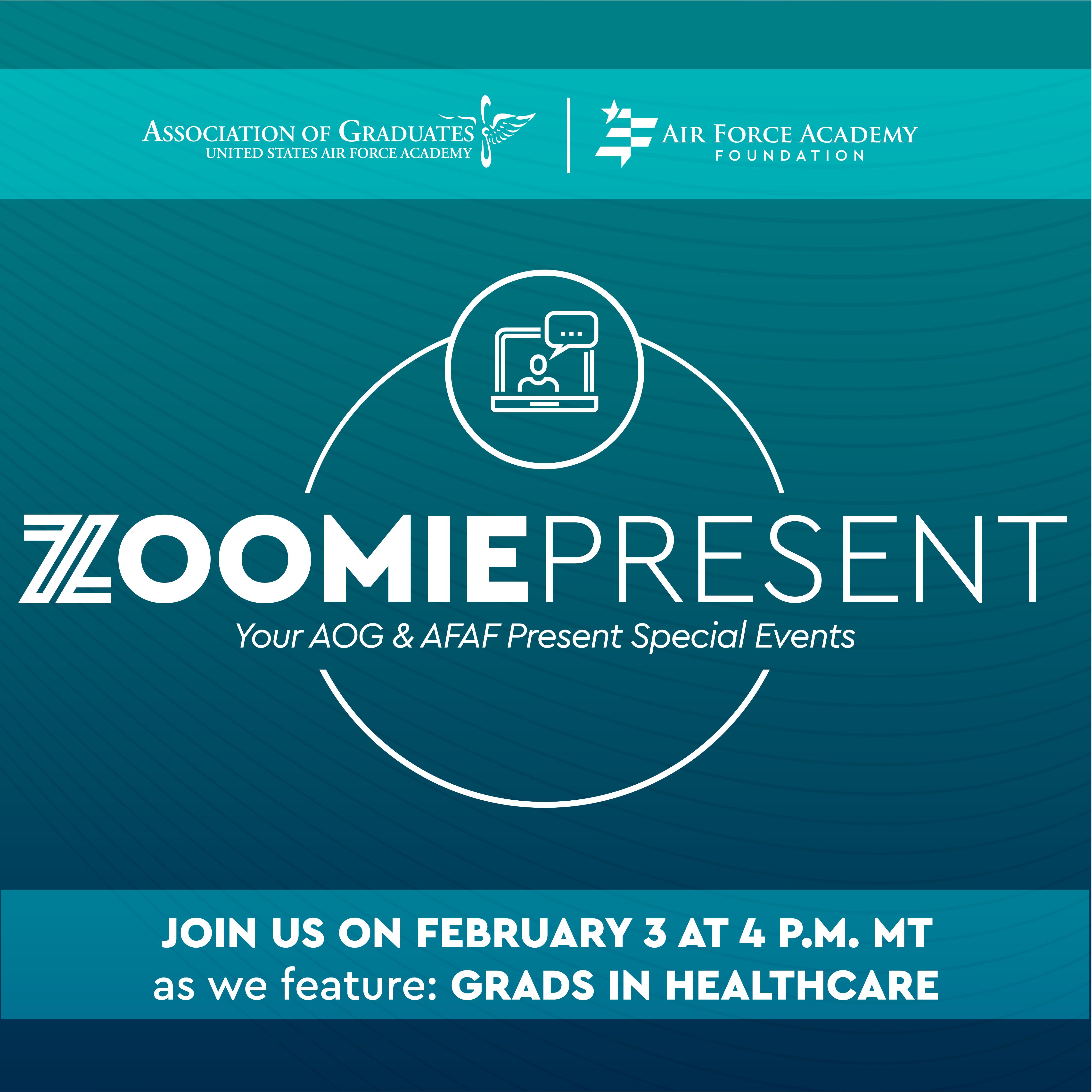 Image for ZoomiePresents: Grads in Healthcare webinar