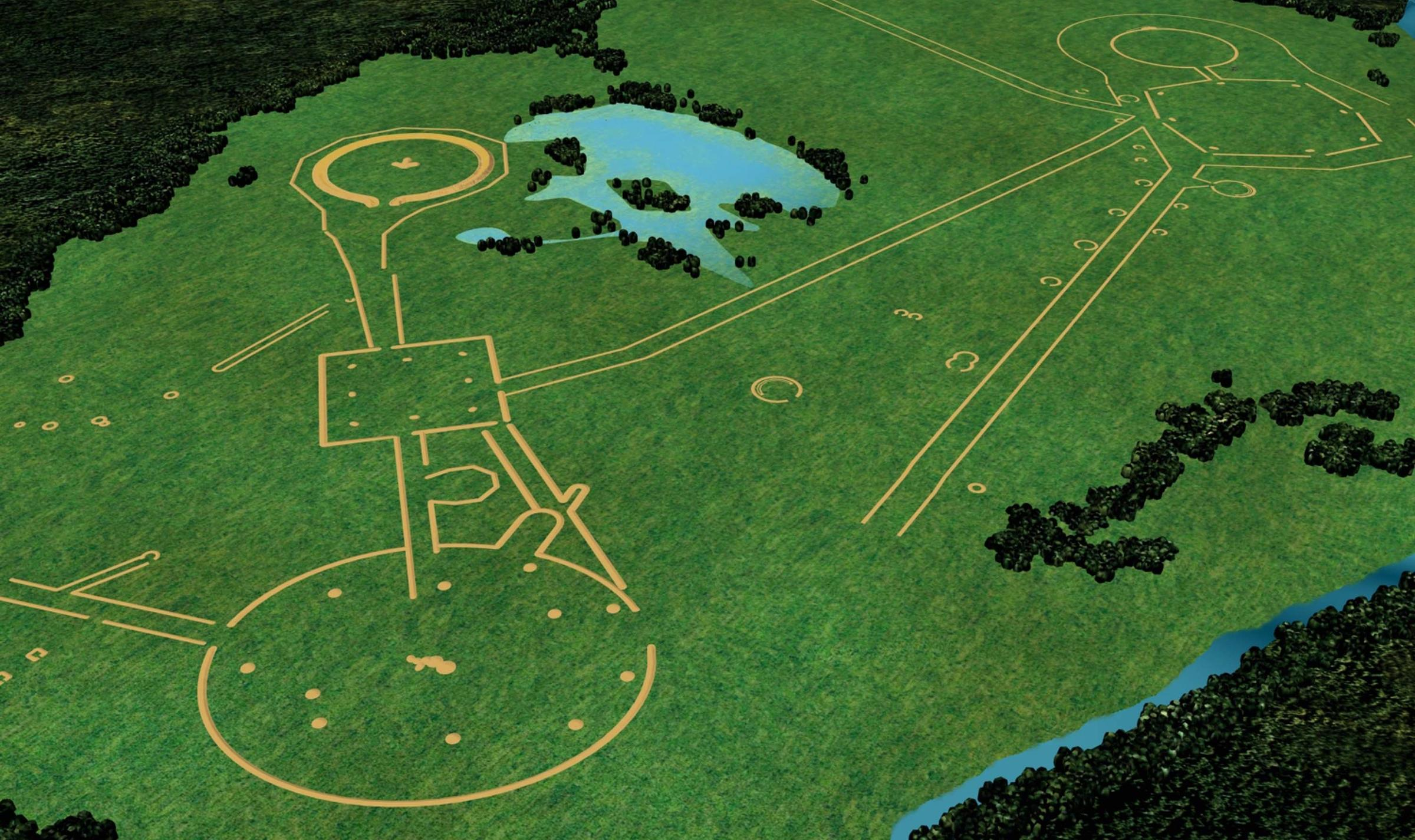 Image for Miami Presents: Objects that Changed the World - Earthworks with Sandra Garner webinar