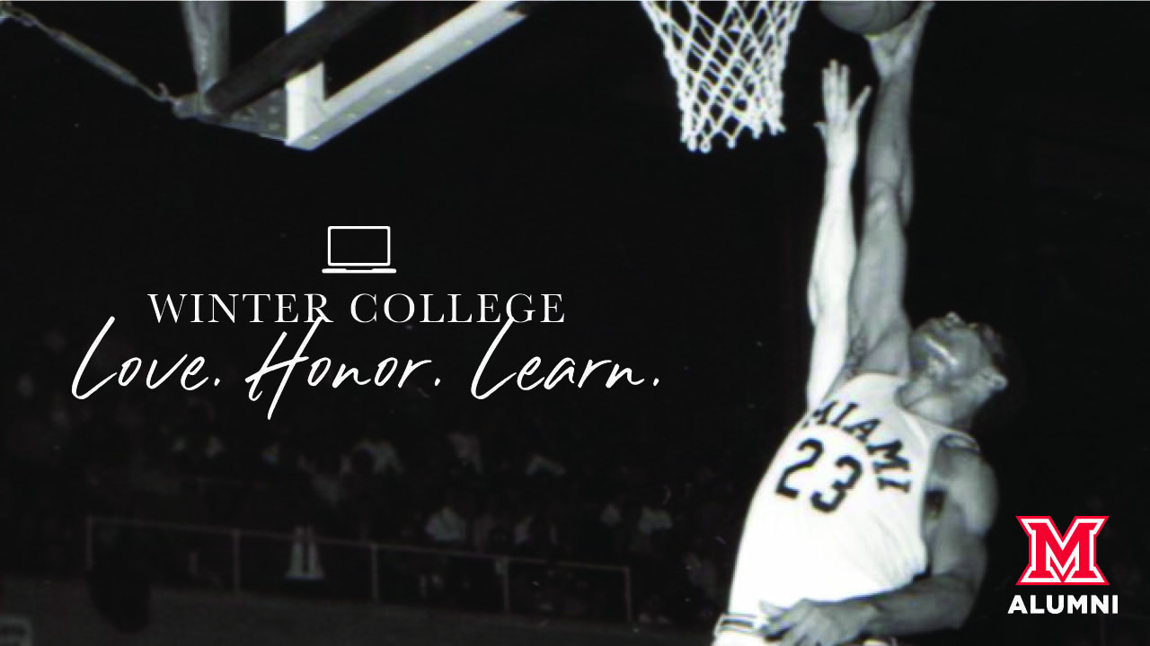 Image for Miami Presents: How Sports Can Move us to a Greater Society, a Conversation with Wayne Embry '58 webinar