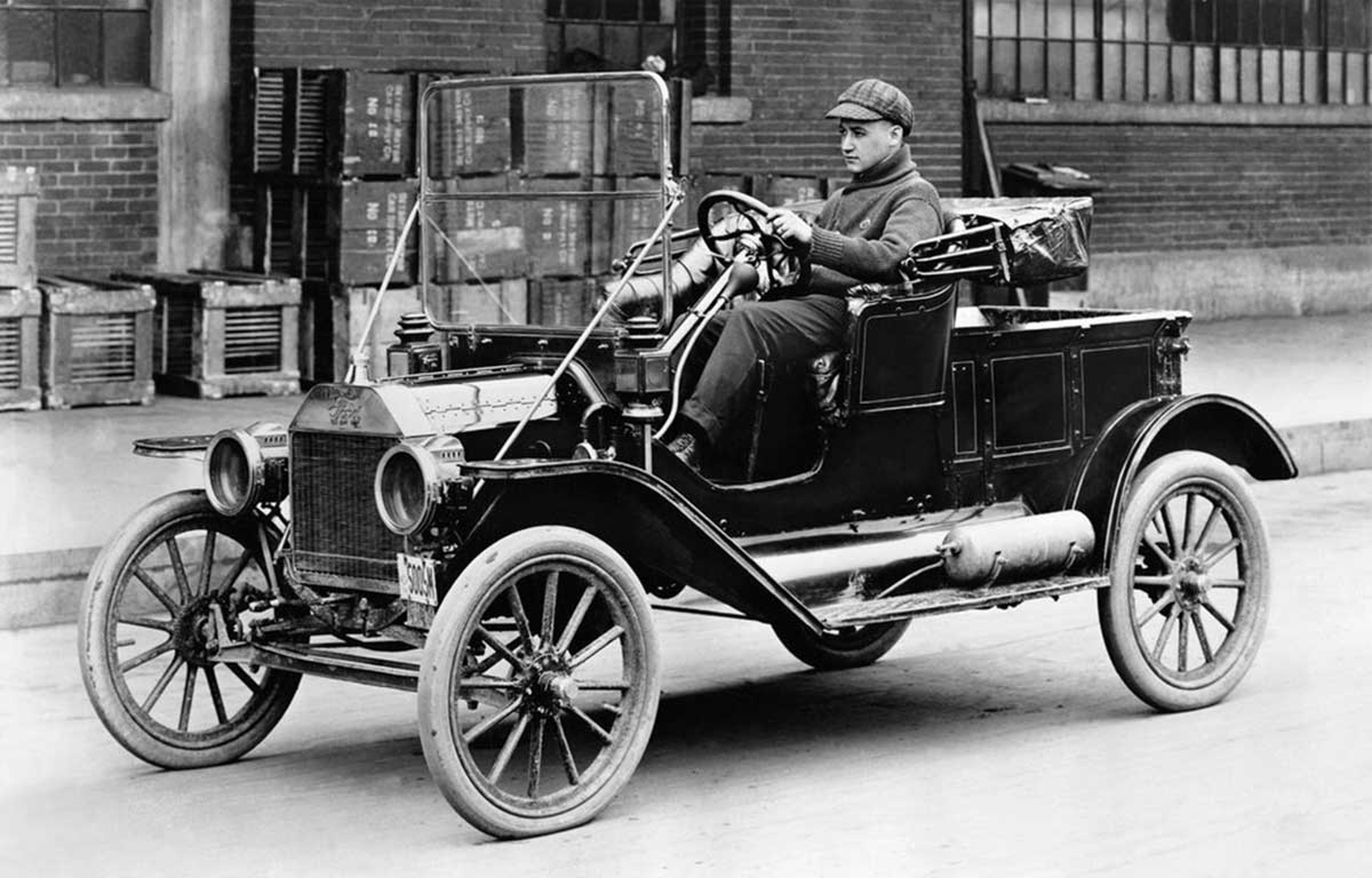 Image for Miami Presents: Objects that Changed the World - The Model T with Steve Conn webinar
