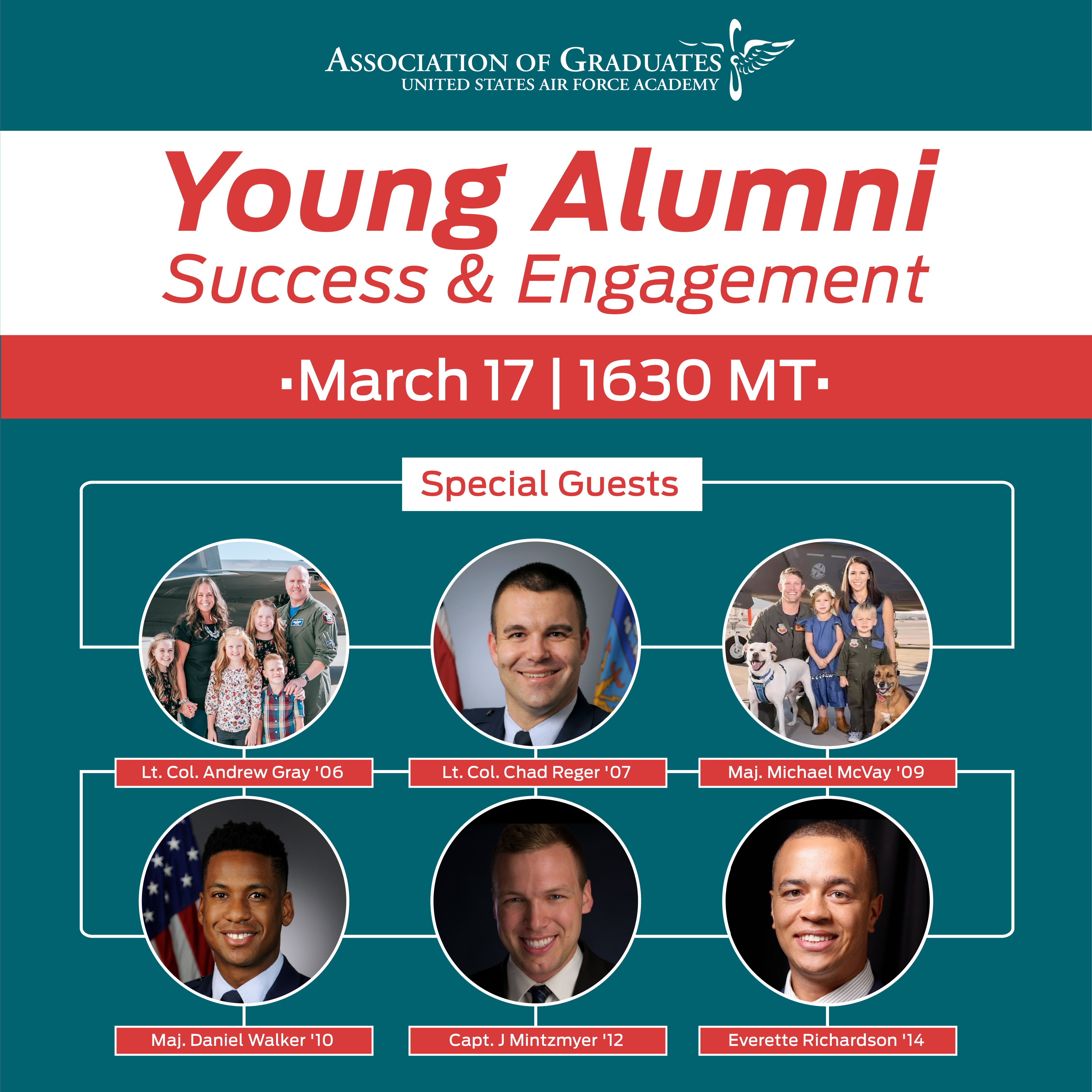 Image for Young Alumni Success & Engagement webinar