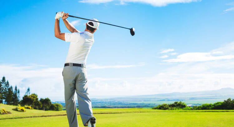 Image for Swing into Spring:  Tips and Tricks For Perfecting Your Golf Game webinar
