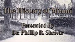 Image for The History of Miami University webinar