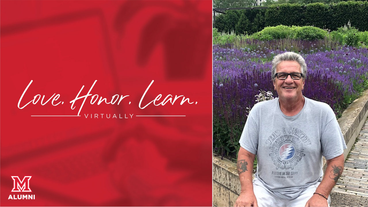 Image for Miami Presents: Row and Hoe Gardening with Alfred Hall webinar