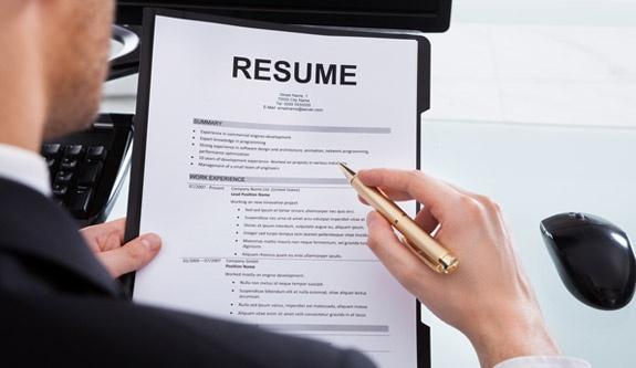 Image for Webinar: The Basics of Resume Building webinar