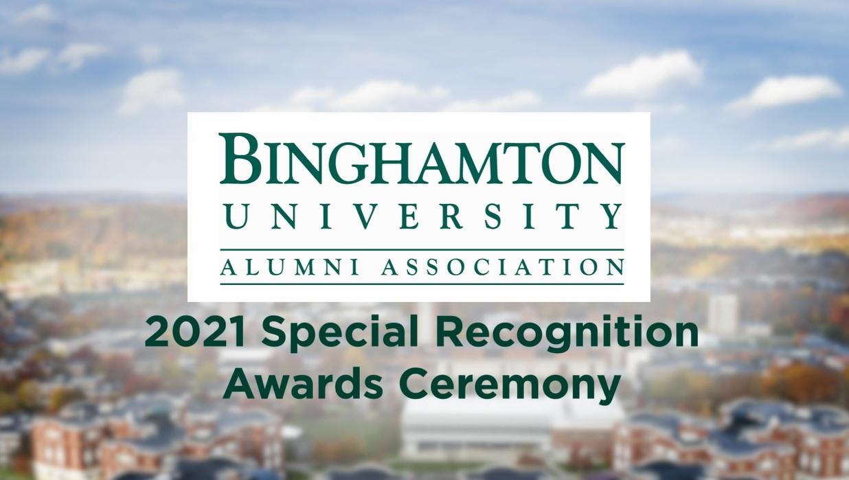 Image for 2021 Alumni Association Special Recognition Awards webinar