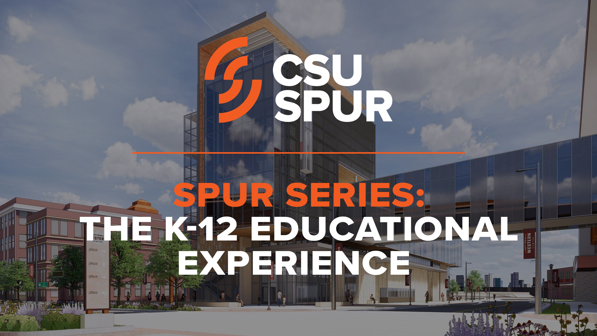 Image for Spur Series: The K-12 Educational Experience webinar