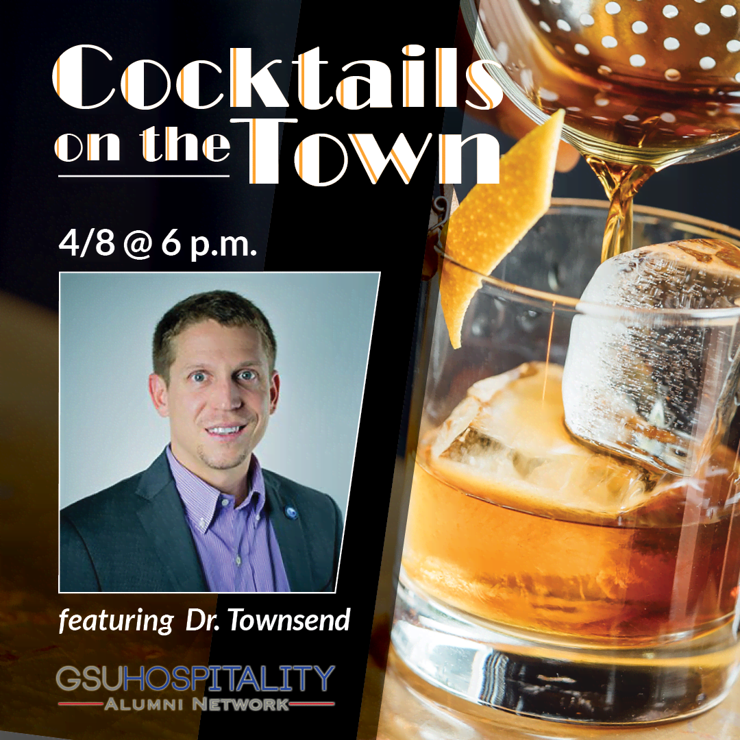 Image for Cocktails on the Town webinar