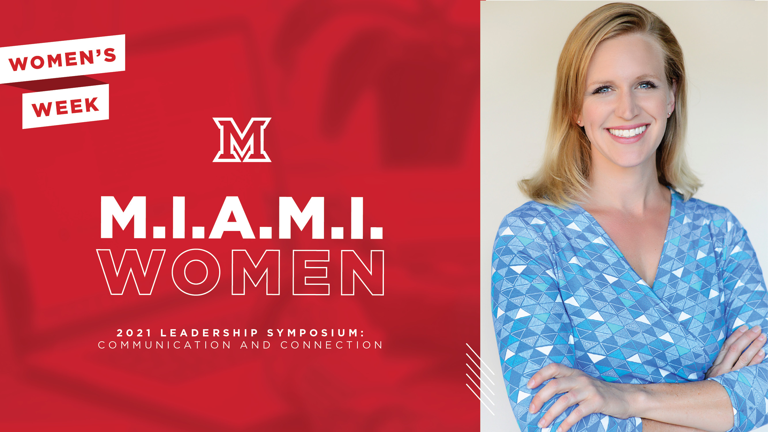 Image for M.I.A.M.I. WOMEN Presents: Fearless Positivity with Amy Blankson webinar
